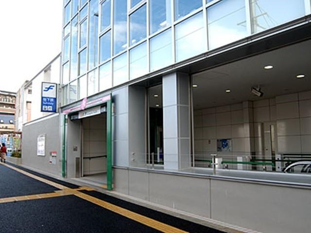 金山駅_福岡