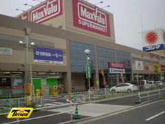 タイムズ砂田橋ショッピングセンター