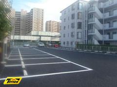 さいたまスーパーアリーナ駐車場