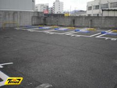 タイムズ広島二葉の里駐車場
