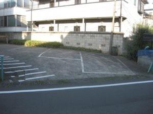 P271和泉多摩川駐車場