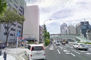 P356新横浜第一生命ビル駐車場