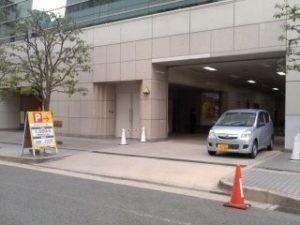 堺筋本町ビルパーキング