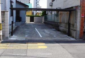 P1000生玉駐車場
