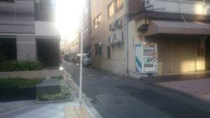 小伝馬第1駐車場