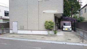 小田原1丁目駐車場