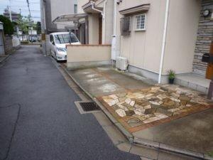 京都九条烏丸駐車場