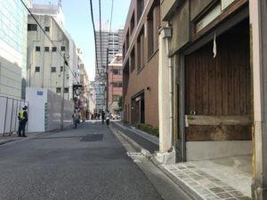 P2071水道橋駅前パーキング(屋根付き・シャッター付き)