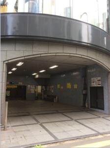 P103【原宿駅近く】ダヴィンチ原宿パーキング