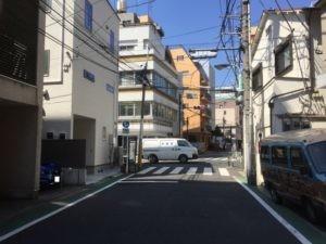 P4401【文京区】水道パーキング