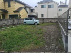 P4707【TOKYO STADIUM徒歩10分】富士見町4丁目 第4駐車場