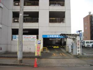 イトーヨーカドー立体駐車場