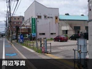 株式会社ケミコート駐車場