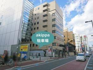 大宮NSDビルパーキング【平面】