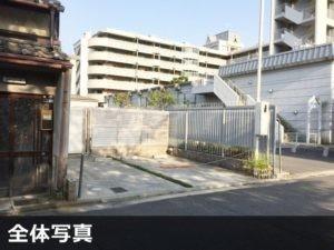 元山王小学校東門前駐車場