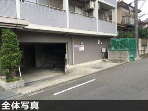 SENTIO橋本駐車場