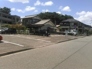 新羽町駐車場