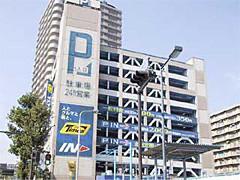 タイムズステーション横浜山下町