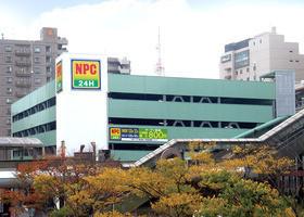 NPC24H京成成田駅前パーキング