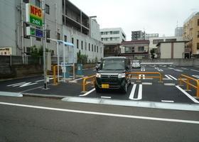 NPC24H町田中町パーキング