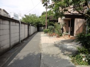 鎌倉小町2丁目 第1駐車場
