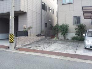 北頭町4丁目第1駐車場