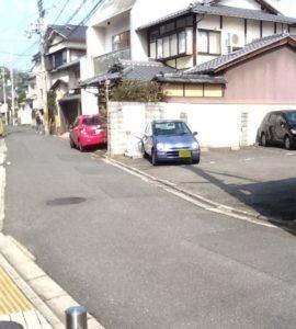 紙屋川町駐車場