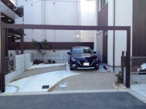 上柳町駐車場