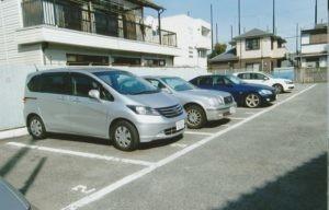 同心町駐車場