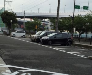 新生田川第5駐車場