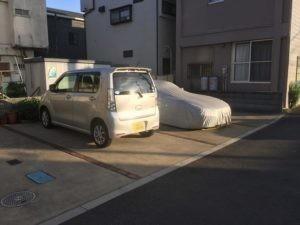 堀の内町第一駐車場