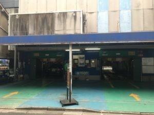 外神田5丁目駐車場