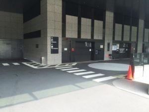 三井住友海上駿河台新館駐車場