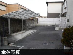 東大寺・奈良公園付近駐車場