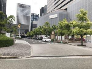 ホテルニューオータニ大阪 地下2F・地下3階駐車場