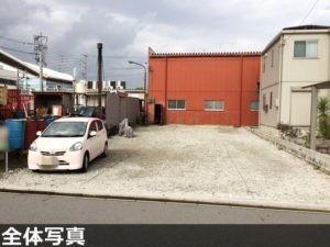 弥次ヱ町4丁目2 akippa駐車場