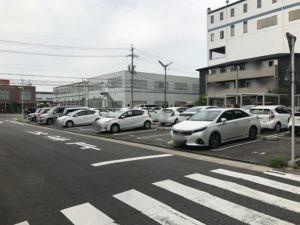 サクラグループ第一駐車場