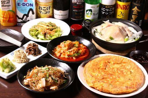 韓国料理 縁 さいたま新都心